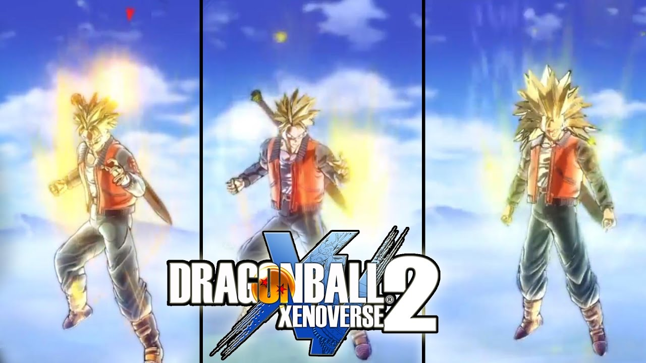 how to get super saiyan in xenoverse 1