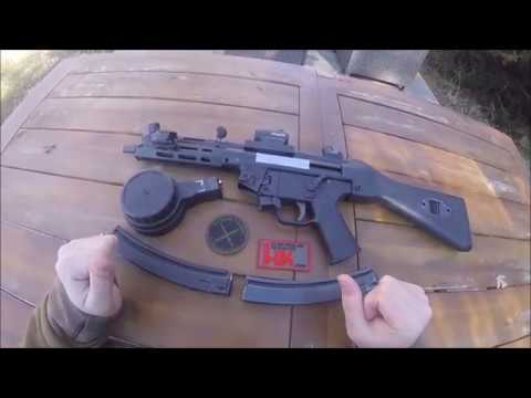 2018 MP5 Upgrades for USPSA PCC