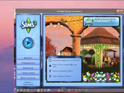 Tutoriel Sims 3 Installer Des V 234 Tements Coiffures Etc