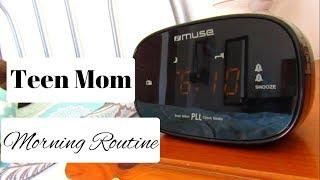 Teen Mom Morning Routine l Reborn Life
