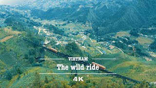 The wild ride - Sapa Mountain Climbing Train   Welcome to Vietnam