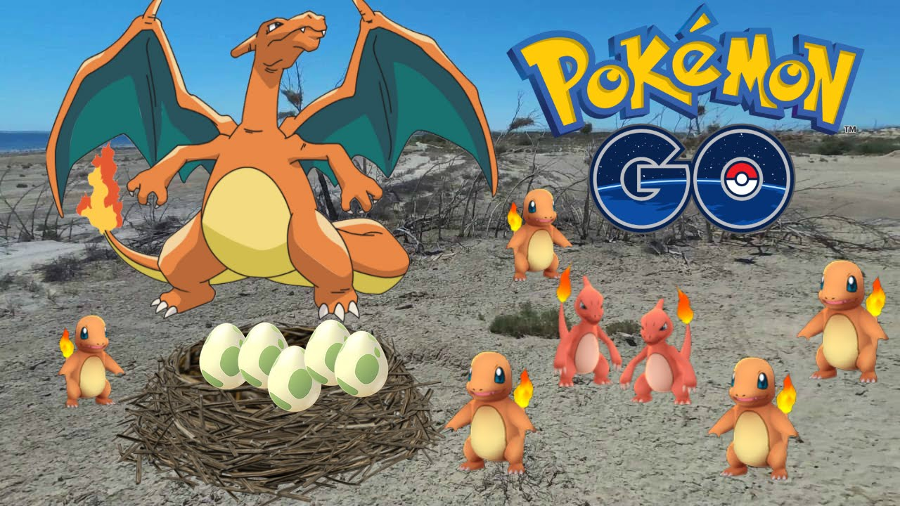 HOW TO FIND POKEMON NESTS IN
