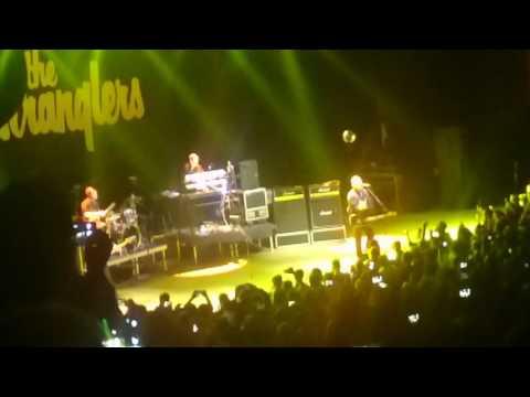The Stranglers, Live in Tel Aviv, Nice & Sleazy+Golden Brown,17/11/16