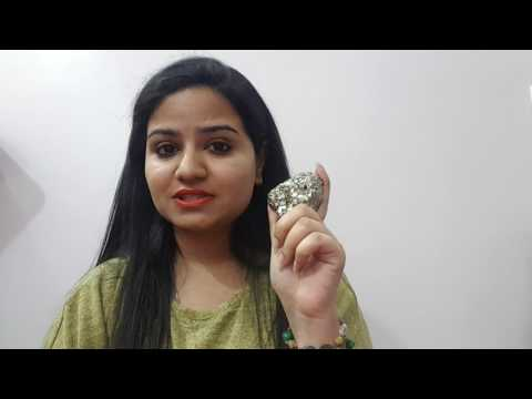 Life changing crystal Pyrite - The Crystal of Prosperity, Money & Abundance