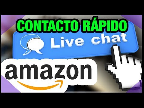 Internet | CHAT De Contacto Directo Con AMAZON