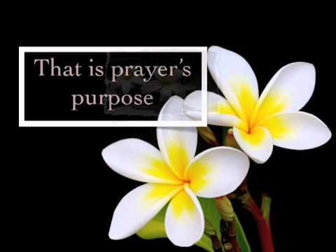 Song of Prayer
