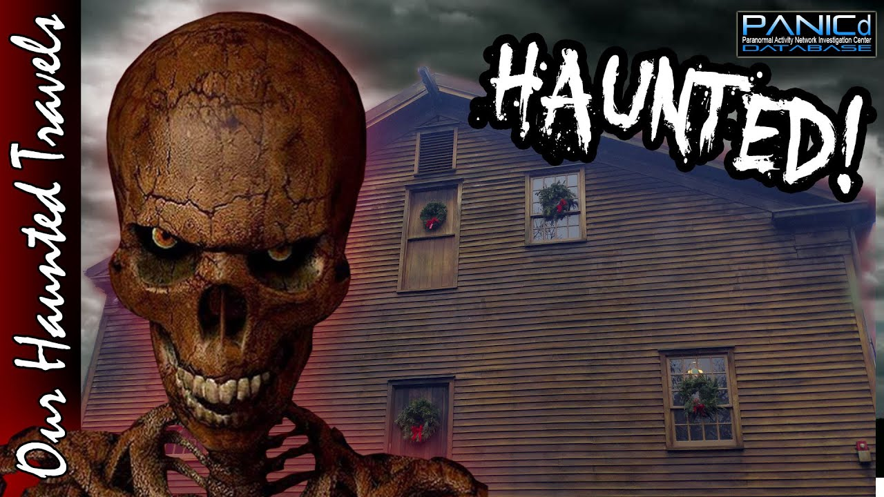 The Haunting of Lanterman's Mill - Paranormal Videos by: PANICd Paranormal Videos