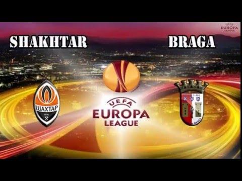 Download Shakhtar Donetsk - Braga 4-0   Highlights   14.04.2016