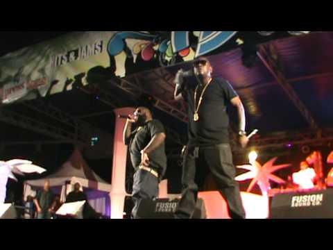 Rick Ross Live in Guyana #jamzone2012