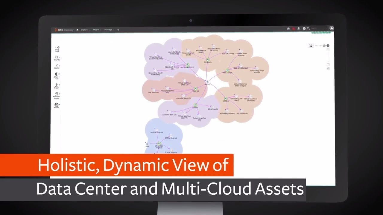 Datacenter Discovery Solution | BMC Helix Discovery | ITConcepts