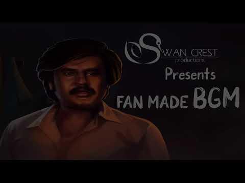 DARBAR BGM | FAN MADE  (Tamil) - Motion Poster | Rajinikanth | A.R. Murugadoss | Subaskaran