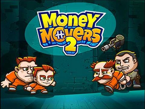 Игра для детей - Ловкие Воры 2 / Money Movers 2