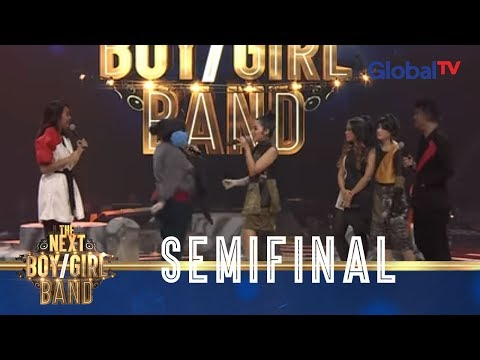 Duet Bareng Melly Goeslow, Key B Mirip Banget!! I The Next Boy/Girl Band GlobalTV