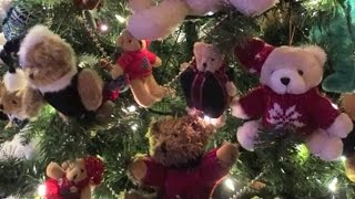 My AWESOME Teddy Bear Christmas Tree! Thumbnail