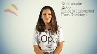 Ven a defender a España el 12 de octubre de 2017 (Plaza Cataluña a las 12:00)