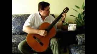 Luis Alberto Morales Velasco en Cuando vuelva a tu lado en guitarra