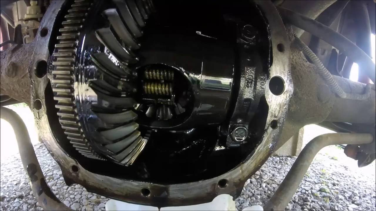 Inside a GM 7.5 10 Bolt Differential | Camaro / Trans Am ...