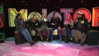 MeleTOP - Afdlin, Awie, Hans & Dato' AC Mizal Bergelut Dengan Burger Bakar! Ep129 [21.4.2015]