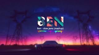 Ben -New Ethiopian mashup - amharic/ english - slow jams (mashups) visuals