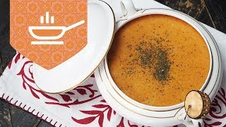 Terbiyeli Şehriye Çorbası Nasıl Yapılır | Yemek Tarifleri