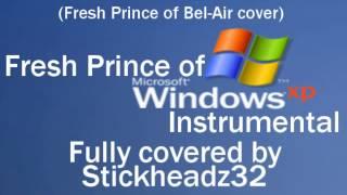 Fresh Prince of Windows XP Instrumental