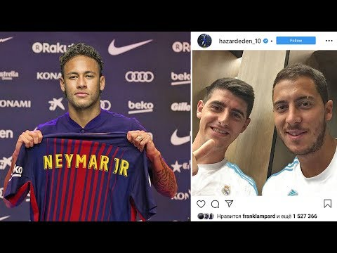 Neymar Welcome To Barcelona? Confirmed & Rumours Summer Transfers 2019 |HD