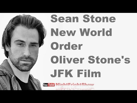 New World Order Sean Stone / Oliver Stone's JFK Film Night Fright Show