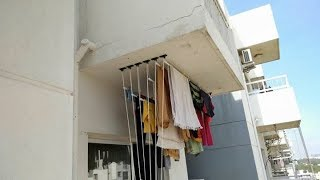 Clothes Drying Ceiling Hanger
