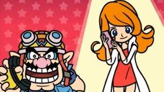 WarioWare Gold - All Cutscenes Full Movie HD