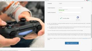 How To Use The Same E-mail Account To Create Unlimited PSN Accounts!