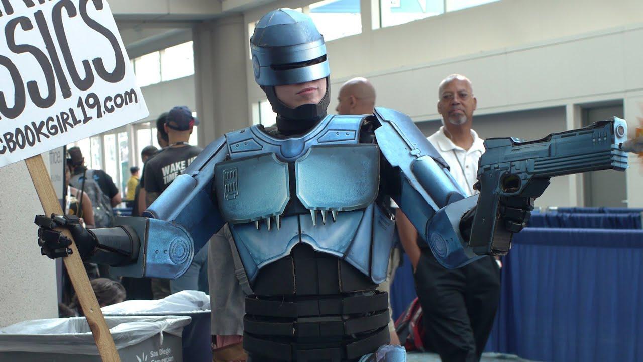 Robocop Costume Diy Robocop Costume