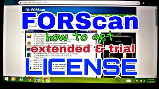 How To Update License