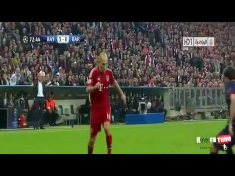 Champions League Classics: Bayern Munich 4 Barcelona 0