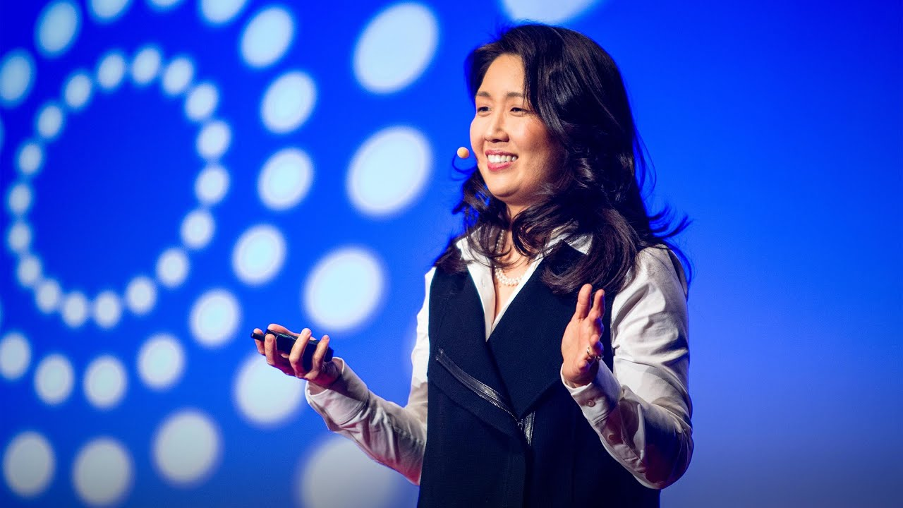 How to make a profit while making a difference | Audrey Choi ...