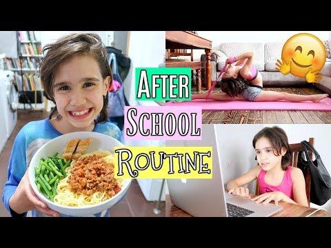 ELSIE'S AFTER SCHOOL ROUTINE!🕺