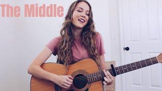 THE MIDDLE - Zedd, Maren Morris, Grey (Kate Luelle cover)