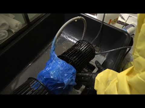 PURE-Steam Fan Coil Unit Cleaning Hospitality Rooms
