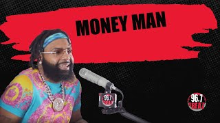 Money Man Talks Smoking to Stop Seeing Spirits, Owning Horses, Losing 400K in Jewelry & More!