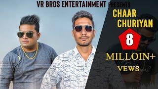 Chaar Churiyan | Raju Punjabi Ft Vicky | Sachin | Ritu | VR BROS ENT | Latest Haryanvi Songs 2018