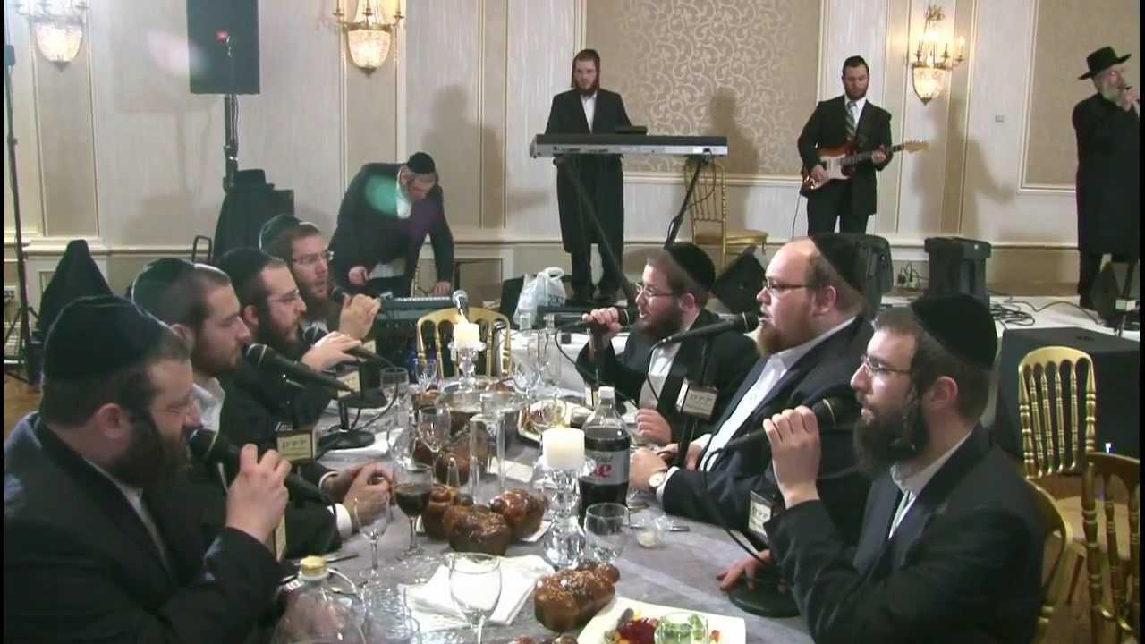 Mendy Werdyger and Yedidim Choir - Tomid B'Chol Yom