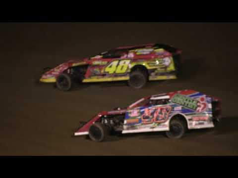 9 16 17 Modified Heat #4 Patriot 100 Lincoln Park Speedway