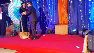 2015 Best Wedding dance and cocktail party Soniya and Bipin.