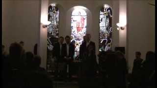 Linda Andrews and Absolute Gospel Singers Julekoncert i Korskirken julen 2014 1/5