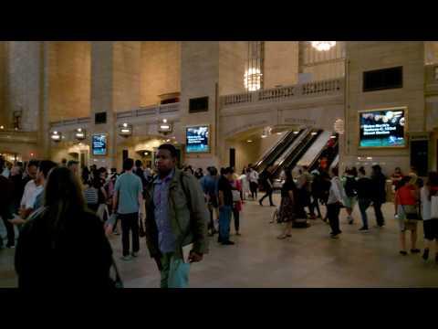 New York city - Grand central station - 17-06-2017