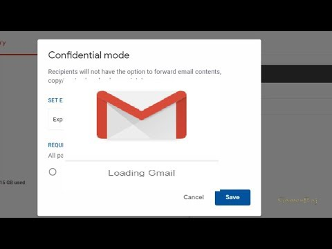 How To Send A Confidential Email Using The New Gmail