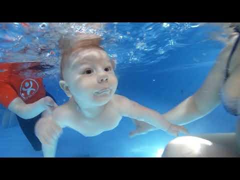 Грудничковое плавание в Москве | Dr. Loder Одинцово #10