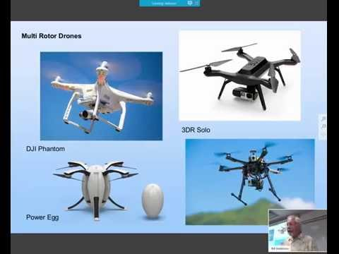 Natural Resource Applications of Unmanned Aerial Systems