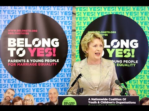 Mary McAleese - Former President of Ireland - Why My Family
