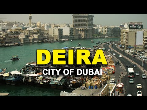Deira Dubai | street walk  | Dubai gold souk | Dubai Spice souk | Deira bus station | a travel guide