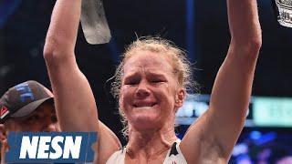 UFC 193: Holly Holm Knocks Out Ronda Rousey, Shocks World